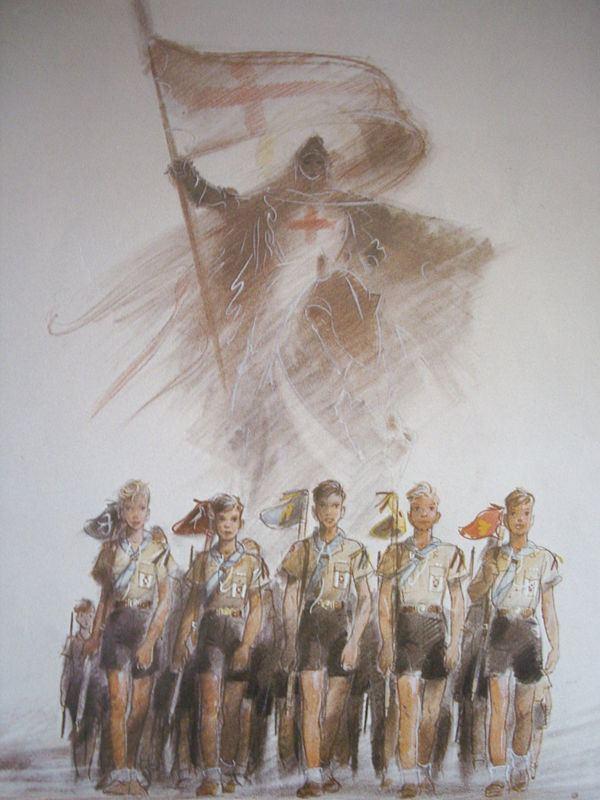 chevalerie-scoute