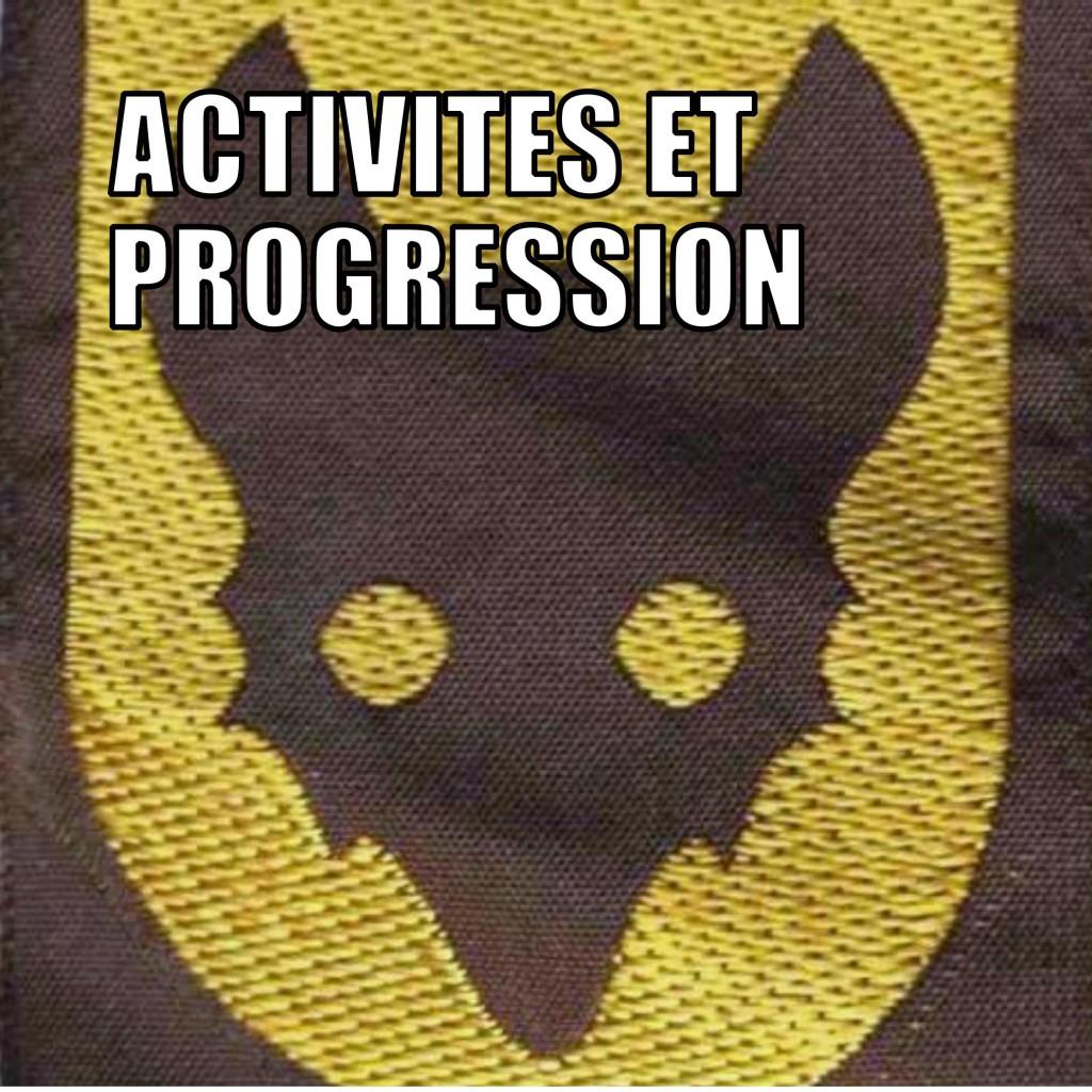 activiteetprogression