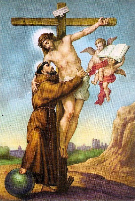 saint-francois-assise-christ
