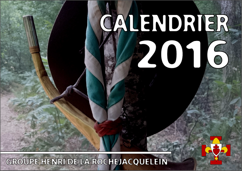 Calendrier GHR 2016 Image