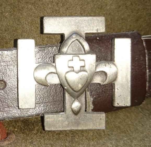 Croix de chapeau GHR Image