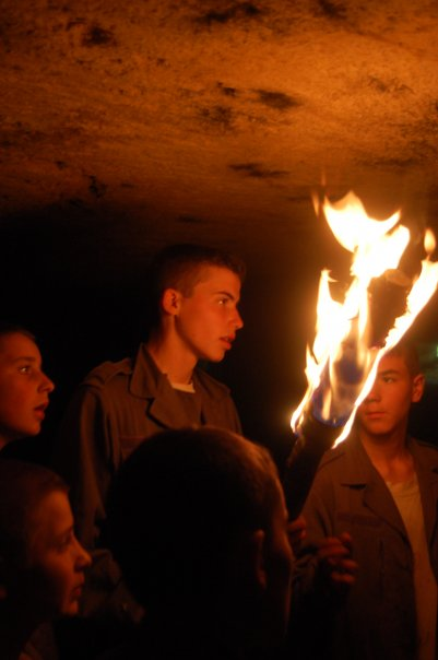 torche-grotte
