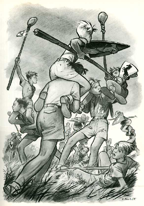 bataille-bouclier