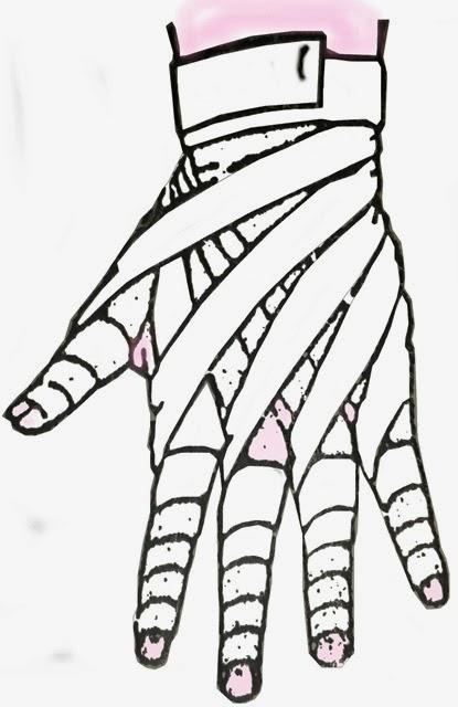 bandage-doigts